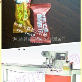 食品零食自动包装机|全自动麦片巧克力包装机械