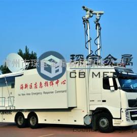 厂家直销QD-45车载云台升降杆 倒伏式升降杆 升降式避雷针