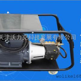 沃力克WL2141工业型疏通机适用于管道清洗除垢除残留物!