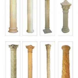 东莞原著罗马柱厂促销罗马柱雕塑 欧式罗马柱 别墅罗马柱批发