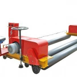 安徽宣城8米三滚轴摊铺机,四棍子摊铺机