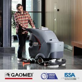 高美GM70BT全自动洗地机 上海高美双刷洗地机