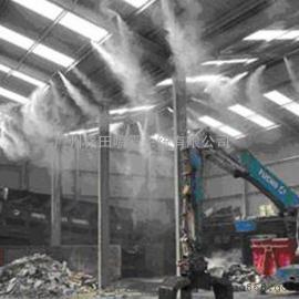 垃圾中转站除臭、广州铭田喷雾环保除臭设备、垃圾除臭厂家