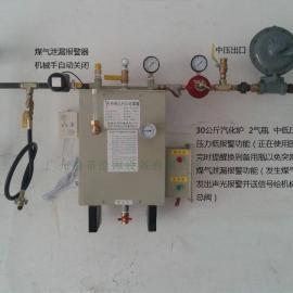 中邦液化石油汽化炉30公斤汽化器气化炉煤气化器中低调压套装