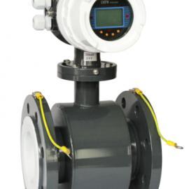 湖北DN100自来水电磁流量计,卫生型电磁流量计