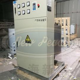 上海新宁120kw常压电热水炉(热水器)