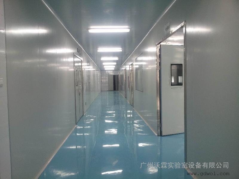 洁净室布局设计 洁净工程装修 净化工程装修
