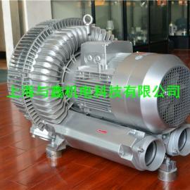 特供高质量双段旋涡气泵.超强吸力机风机粮食扦样机专用高压风机