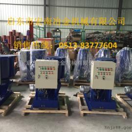 启东宏南全国AAA级企业 DRB-P型移动式电动润滑泵