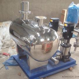 全自动变频调速罐式无负压供水机组