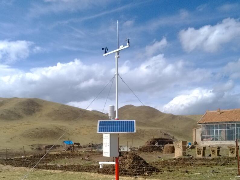 自动气象监测站建设方案