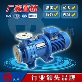 CQB-F型氟塑料磁力泵,衬氟磁力泵
