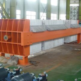 砂石厂污水处理设备厢式压滤机厂家直供