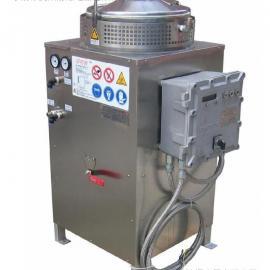 梧州溶剂回收机配套防爆控制箱