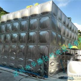 安装不锈钢保温水箱就选华腾达水箱厂,真材实料、价格优惠