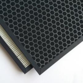 厂家定制 活性炭滤网 HEPA滤网 空气净化器滤芯