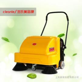 手推式自动扫地机_手推式电动扫地机价格 洁乐美KM1050