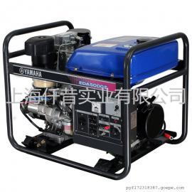 日本进口雅马哈EDA5000柴油发电机 轻型柴油发电机
