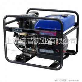 雅马哈柴油发电机EDA5000TE柴油5千瓦发电机