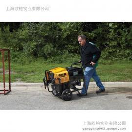 300A移动式发电电焊机,意欧鲍动力