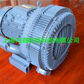 河南污水处理曝气专用旋涡气泵¥25KW高压鼓风机上海厂家直销