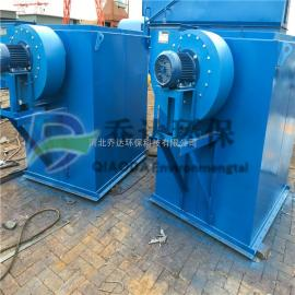 吕梁ZC144机械回转反吹扁布袋除尘器