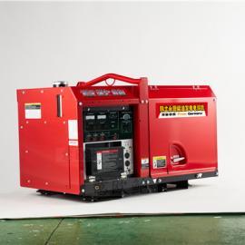 600A静音柴油发电电焊机,J600PMS