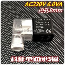 AC220V 6.0VA AC187V~253V ip65