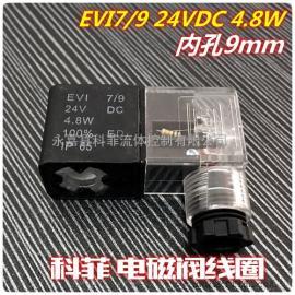 EVI7/9 24V DC 4.8W 100% IP65