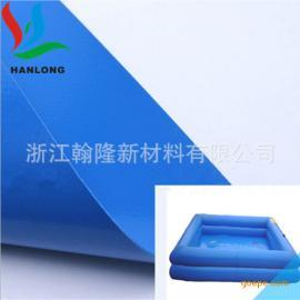 pvc泳池防水布 长时间不变形 上下层PVC紧密结合