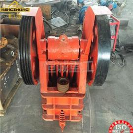 传统破碎设备无噪音低污染江西PE-150×250颚式破碎机