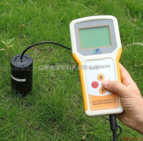 多点土壤温湿度记录仪TZS-2X