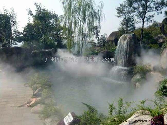 安阳人工造雾系统