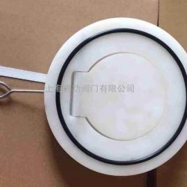PP对夹式止回阀 聚丙烯对夹式止回阀 塑料防腐耐酸碱专用止回阀