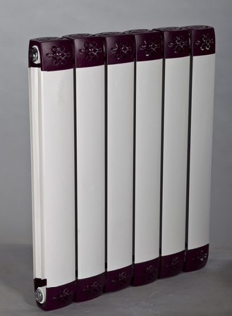 圣兴春 铜铝复合散热器 TLF抗腐蚀