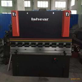 40吨液压双缸折弯机 2米5不锈钢小型折板机 弯板机