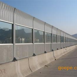 商洛市厂区隔音板顶部弧形声屏障声屏障吸音板价格