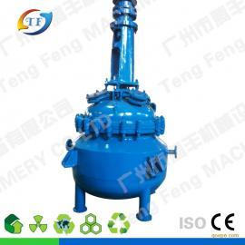 2000L搪瓷反应釜/搪玻璃反应釜/蒸汽加热反应釜/广州反应釜