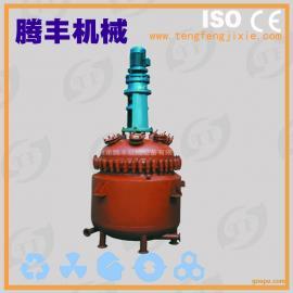 1500L搪玻璃反应釜/电加热反应釜/广州反应釜/反应釜