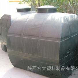 【新品】铜川5吨运输储罐5方混凝土外加剂卧式储罐批发