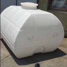 【新品】青海5吨柴油运输罐5方卧式水箱性价比最高