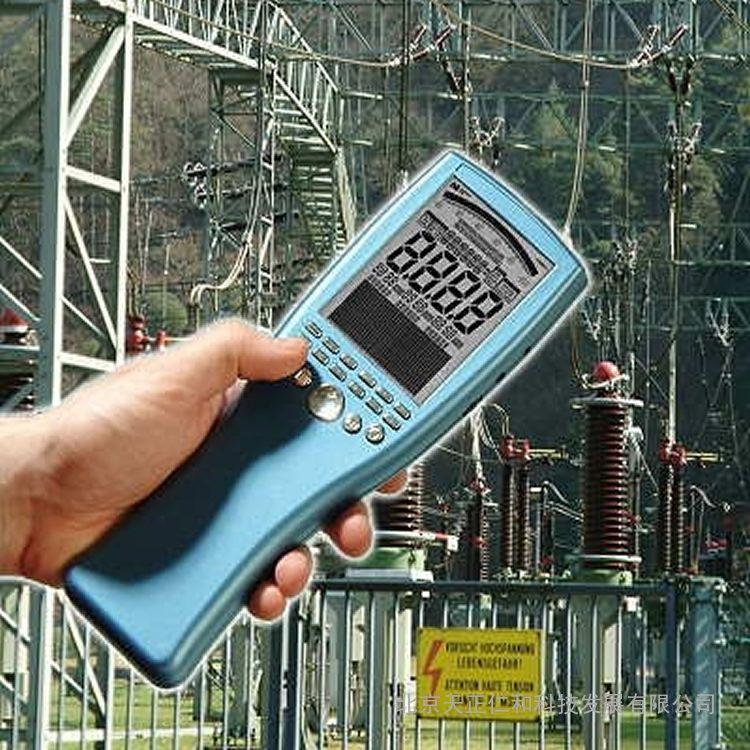 德国安诺尼NF-5035便携式低频、高频电磁场强度分析仪