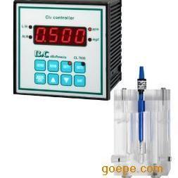 意大利匹兹在线余氯检测仪CL7635二氧化氯测定仪恒电压电极法