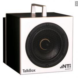 TalkBox 新增院校语言传输指数测试信号