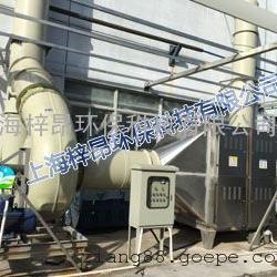 印刷包装厂废气处理设备