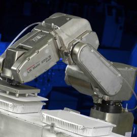 二手app工业机器人 卷材搬运机器人 机器人上下料