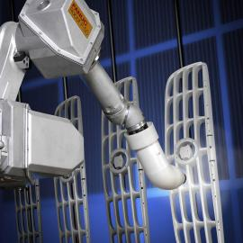 全自动焊接机器人 小型机械手 塑料打磨机器人