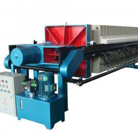 上海星广隔膜厢式压滤机专业污水处理设备