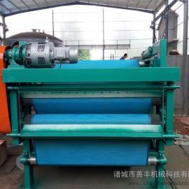 工业生产污泥脱水处理设备/带式压滤机