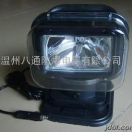 BT5180摇控探照灯,车载摇控探照灯,360度转HID光源